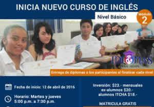 Inicia Nuevo Curso de Inglés