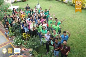 Entrega de Árboles al Comité Medioambiental del Barrio La Sierpe