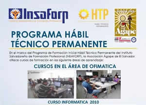 Curso de Ofimática, Office 2010