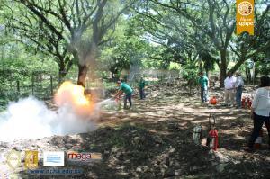 Capacitación Sobre el Uso de Extintores de Incendio