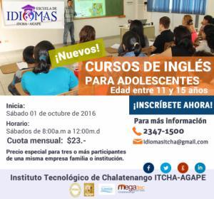 Nuevo Curso de Inglés para Adolescentes