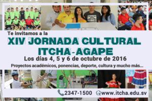 XIV Jornada Científico Cultural ITCHA-AGAPE