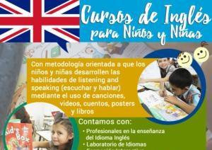 Curso de Inglés para Niños y Niñas