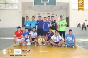Finales del Torneo de FUTSAL ITCHA-AGAPE 2016