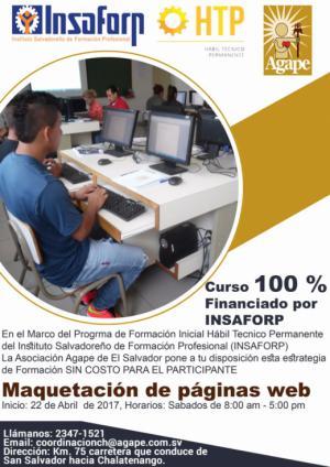 Curso de Maquetación de Páginas Web