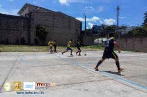 UPES vs ITCHA-AGAPE, Juegos Universitarios ADUSAL 2017