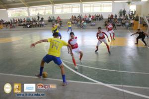 ITCHA-AGAPE vs UMA S.S, Juegos Universitarios ADUSAL 2017