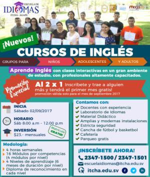 Nuevo Curso de Inglés