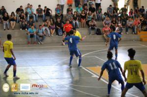 ITCHA-AGAPE vs UNAB S.S, Juegos Universitarios ADUSAL 2017