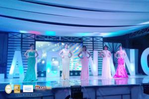Reina ITCHA-AGAPE en las Fiestas Dicembrinas Chalatenango 2017