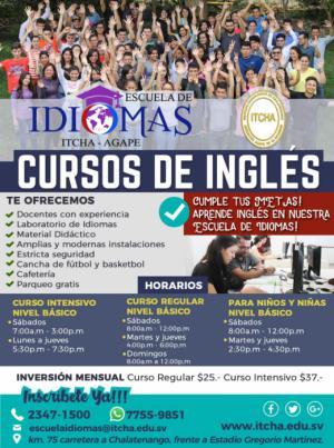 Nuevos cursos de Inglés en junio 2018!
