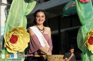 Reina de ITCHA-AGAPE en la XL Verbena Chalateca - 2018