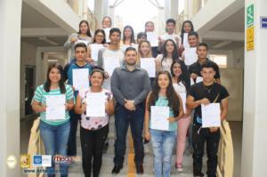 Entrega de Becas Internas ITCHA-AGAPE 2019