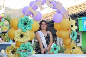 Desfile de la XLI Fiesta de la Verbena de Chalatenango 2019
