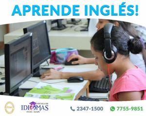 Este año aprende Inglés en nuestra Escuela de Idiomas