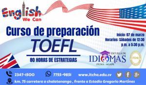 Curso de Preparación TOEFL