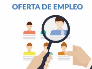 Oferta de Empleo - Auxiliar Administrativo
