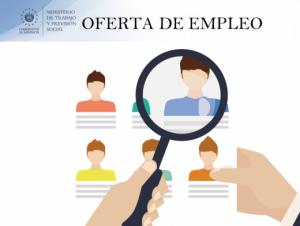 Oferta de Empleo en Farmacia Brasil y Farmacia San Rafael
