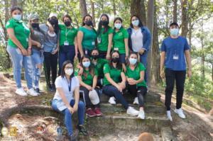 Estudiantes de Turismo visitan Xtreme Park