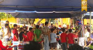 Mañanita Recreativa de las Fiestas de Chalatenango 2016