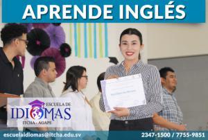 Nuevos cursos de Inglés en Mayo 2019 | Escuela de Idiomas