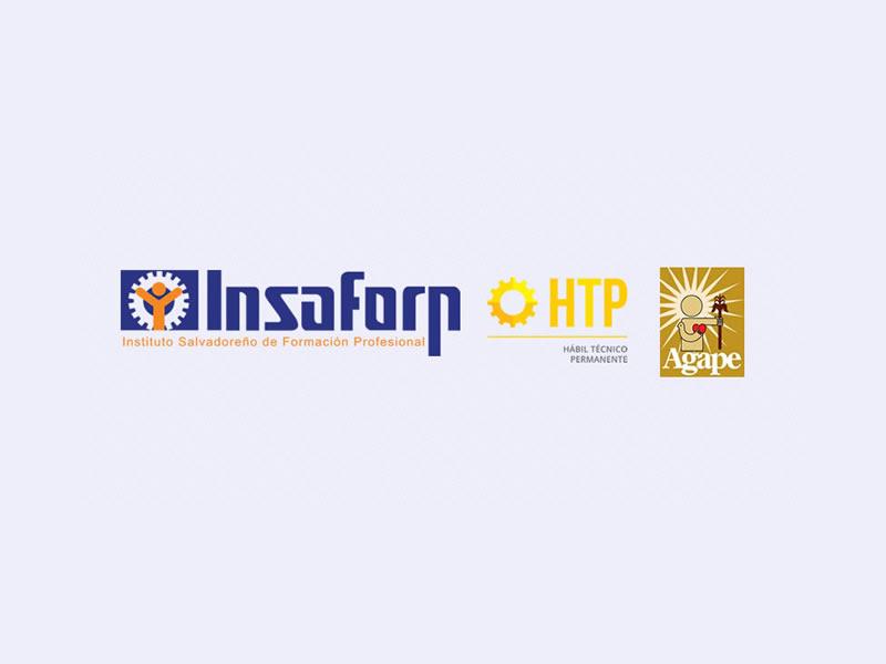 Nuevos Cursos del INSAFORP, meses de junio y julio de 2019