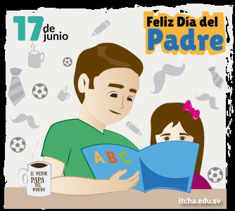 Feliz Día del Padre! 2019